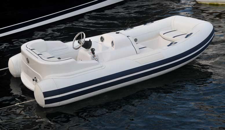 Seguros para embarcaciones neumáticas