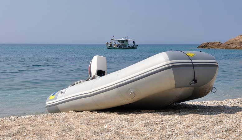 Barca neumática